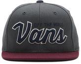 Vans Boys Wilmington Snapback Hat