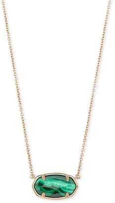 Kendra Scott Elisa 18k Gold Vermeil Pendant Necklace