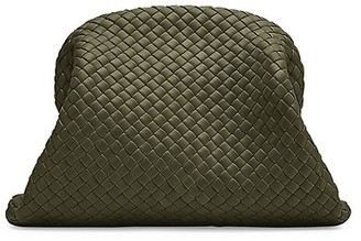 Bottega Veneta The Pouch Padded Leather Clutch