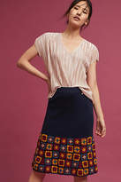 Harlyn Square Knit Skirt