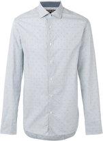 Michael Kors dots print shirt