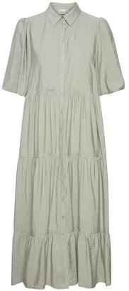 Gestuz KiritaGZ Dress in Pale Green - small | viscose