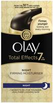 Olay Total Effects Firming Night Moisturiser 50ml