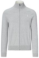 Polo Ralph Lauren Cotton Full Zip Jumper