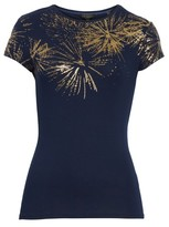 Ted Baker Women's Amranth Stardust Fitted Tee