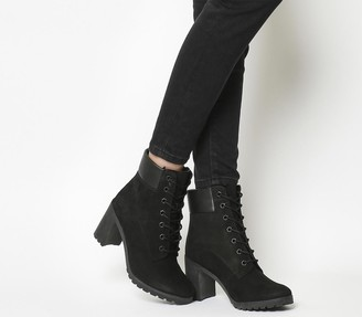 Circo contar Oxidado  Timberland Leather Upper Boots For Women | Shop the world's largest  collection of fashion | ShopStyle UK