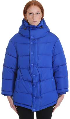Balenciaga New Swing Clothing In Blue Polyester