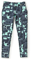 Nike Big Girls 7-16 Dri-FIT Printed Leggings