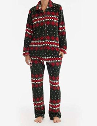 Joe Boxer Women's Winter Fresh Pajama Set Sleepwear