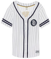 PINK San Diego Padres Button Down Jersey