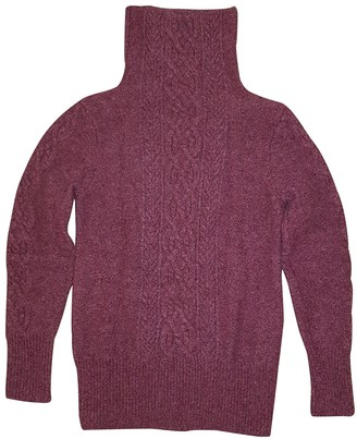 Fjallraven Pink Wool Knitwear