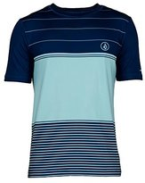 Volcom Men's Sub Stripe Short Sleeve Rashguard