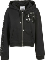 Moschino Lace Hoodie