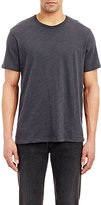 Rag & Bone Men's Basic T-Shirt-BLACK