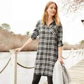 The White Company Check Shirt Dress