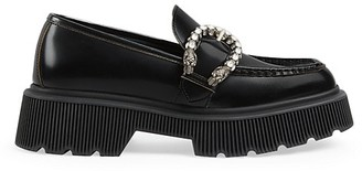Gucci Lug Sole with Buckle Drivers