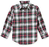 Class Club Little Boys 2T-7 Med Plaid Shirt