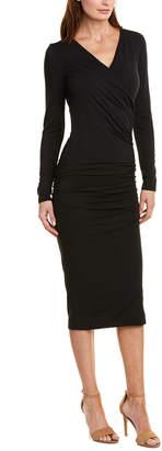 Michael Stars Mikaela Crossover Maxi Dress