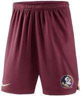 Nike Men's Florida State Seminoles Football Dri-FIT Shorts