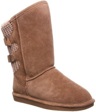 BearPaw Rue Genuine Sheepskin Lined Boot