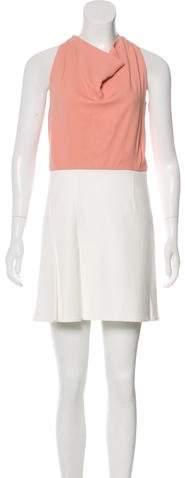 Roland Mouret A-Line Mini Dress w/ Tags