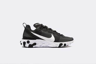 Nike React Element 55 - 36 / NEGRO / WOM