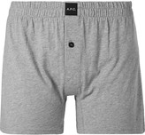 A.p.c. - Cotton Boxer Shorts