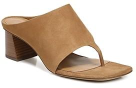 Vince Women's Dionne High Heel Thong Sandals