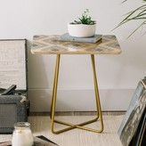 Ash Dash and Dwelling Dawn End Table East Urban Home