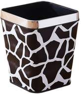 George Jimmy Square European Style Trash Can Home/Office Fashion Trash Bin-02