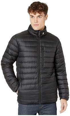 Volcom Snow Puff Puff Give Jacket (Black) Men's Clothing