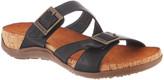 BearPaw Women's Sandals BLACK - Black Maddie Sandal - Women
