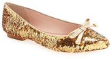 Kate Spade 'emma too' pointy toe flat (Women)