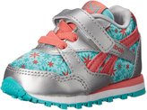 Reebok Classic Infant Frozen Elsa Runner Toddler Shoes