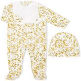 Young Versace - printed pyjama - kids - Cotton/Spandex/Elastane - 6 mth