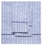 Melange Home Arrows Cotton Sheet Set
