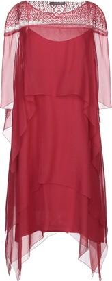 Alberta Ferretti Knee-length dresses