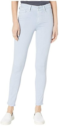 Paige Hoxton Ankle Jeans in Vintage Dream Blue (Vintage Dream Blue) Women's Jeans