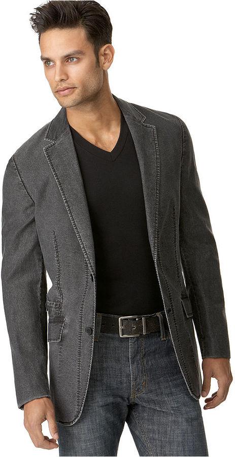 INC International Core Concepts Jacket, Hori Blazer