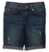 True Religion Toddler's, Little Boy's & Boy's Geno Shorts