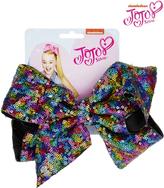 Accessorize Jojo Siwa Rainbow Sequin Bow