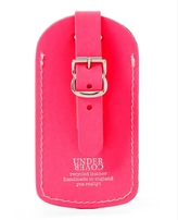 Undercover Under Cover Leather Luggage Tag