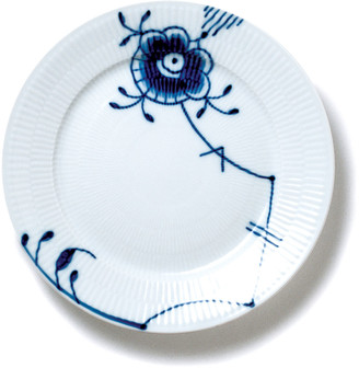Royal Copenhagen Blue Fluted Mega Salad Plate 6