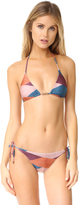 Vix Paula Hermanny Ananda Triangle Bikini Top
