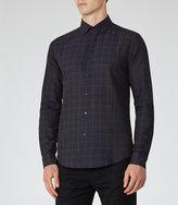 Reiss Darlin Slim Checked Shirt