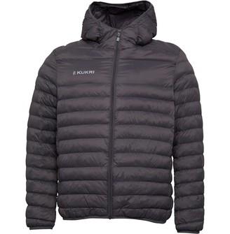 Kukri Mens Down Jacket Charcoal