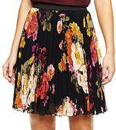 JCPenney Worthington® Accordion-Pleated Skirt - Petite