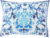 Designers Guild Cellini Decorative Pillow, Cobalt