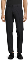 Antony Morato Solid Flat Front Trousers