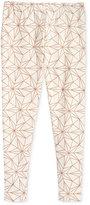 Epic Threads Metallic Star-Print Leggings, Big Girls (7-16), Only at Macy's